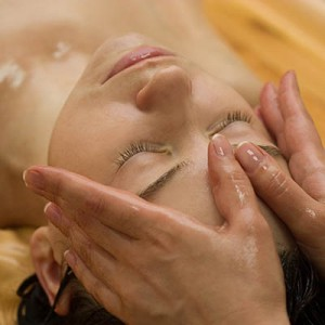 Ayurvedic beauty image